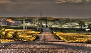 Christensen Railroad Overpass and Corridor